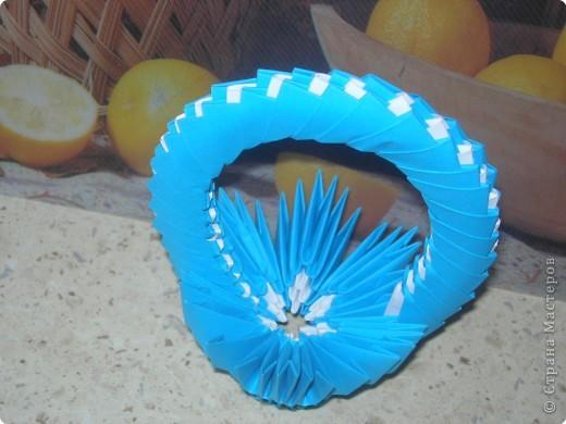 Пасхальная корзиночка. фото 2
