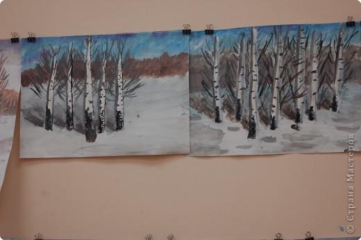 зимний пейзаж фото 3