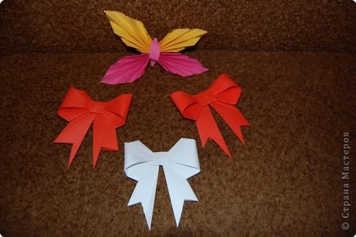 бантики и бабочка фото 1