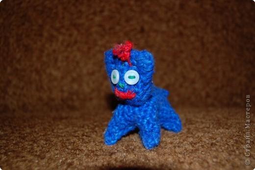 Вязание крючком: вязаные игрушки.для сравнения фото 2