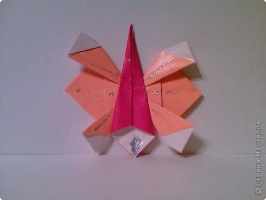 Оригами: Бабочка