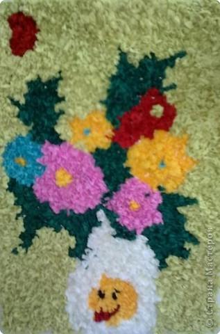 Цветы, торцевание