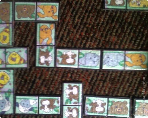 Не определена: Детское домино. фото 1