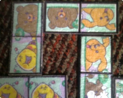 Не определена: Детское домино. фото 2