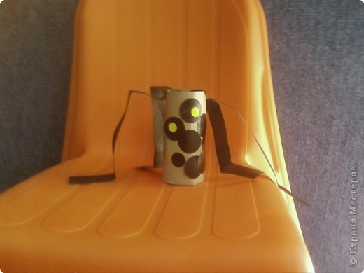 Этот поросенок.сделан из рулона от туалетной бумаги и ячейки от коробки из под яиц. фото 3
