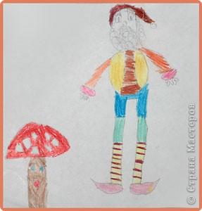 Автопортрет (7 лет) фото 7