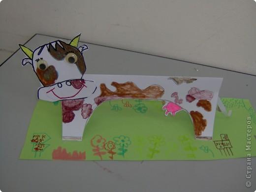 Аппликация, Вырезание: Ох как я своих коровушек люблю... фото 6