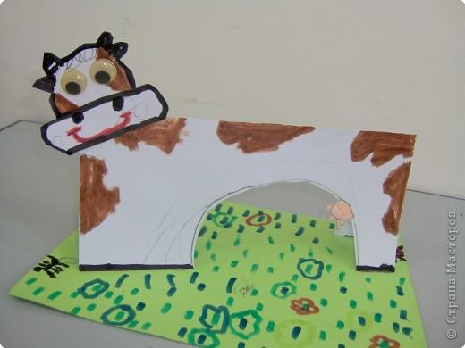 Аппликация, Вырезание: Ох как я своих коровушек люблю... фото 7