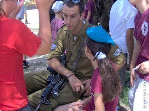 Приветствие солдат. фото 15