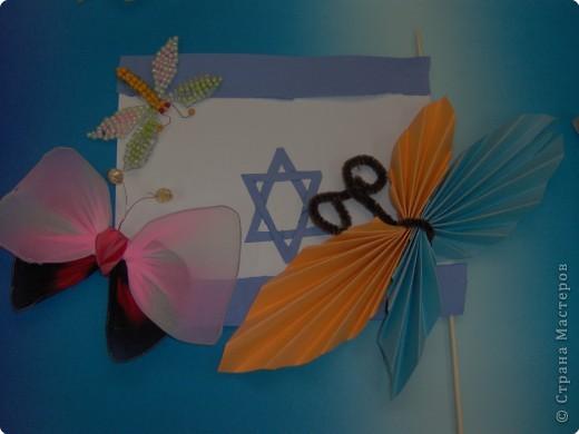 Бабочки из бисера и не только... фото 6