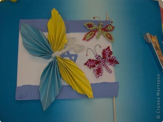 Бабочки из бисера и не только... фото 7