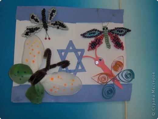Бабочки из бисера и не только... фото 8