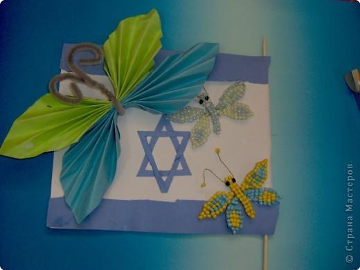 Бабочки из бисера и не только... фото 12