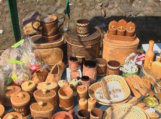 Торговые ряды в Суздале фото 2