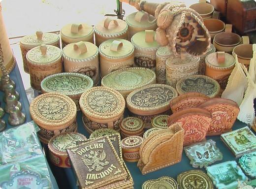 Торговые ряды в Суздале фото 4