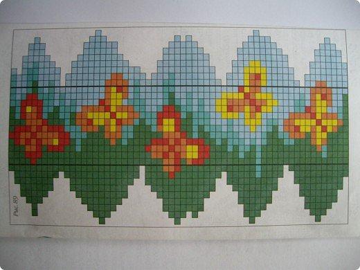 Схема для Пасхального яйца из галереи фото 3