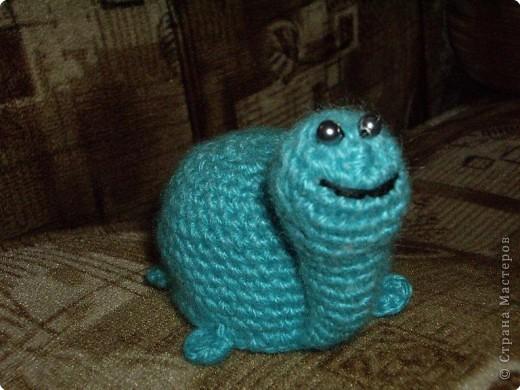 Вязание крючком: Черепаха