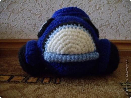 Вязание крючком: Машина фото 3