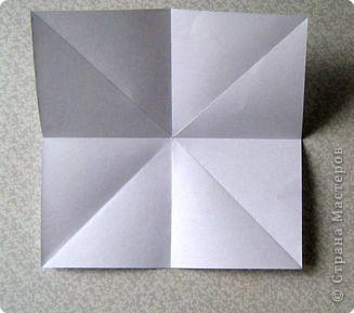 Мастер-класс Оригами Лошадка - игрушка Бумага фото 2