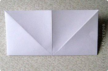 Мастер-класс Оригами Лошадка - игрушка Бумага фото 3