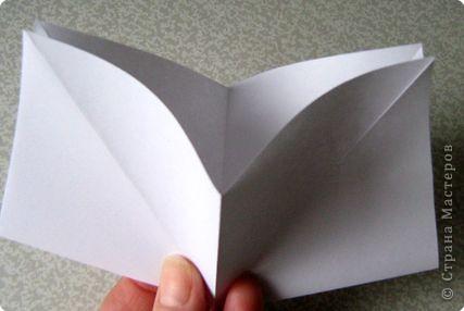 Мастер-класс Оригами Лошадка - игрушка Бумага фото 4