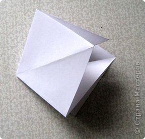 Мастер-класс Оригами Лошадка - игрушка Бумага фото 5