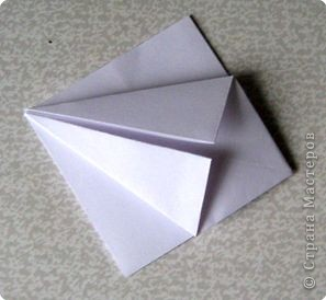 Мастер-класс Оригами Лошадка - игрушка Бумага фото 7