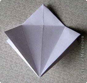 Мастер-класс Оригами Лошадка - игрушка Бумага фото 10