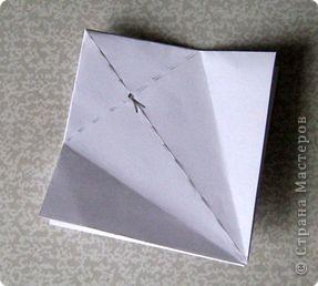 Мастер-класс Оригами Лошадка - игрушка Бумага фото 11