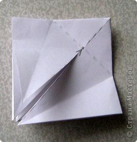 Мастер-класс Оригами Лошадка - игрушка Бумага фото 12