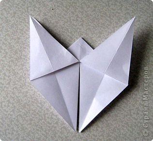 Мастер-класс Оригами Лошадка - игрушка Бумага фото 13