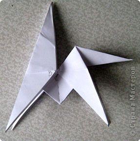 Мастер-класс Оригами Лошадка - игрушка Бумага фото 17