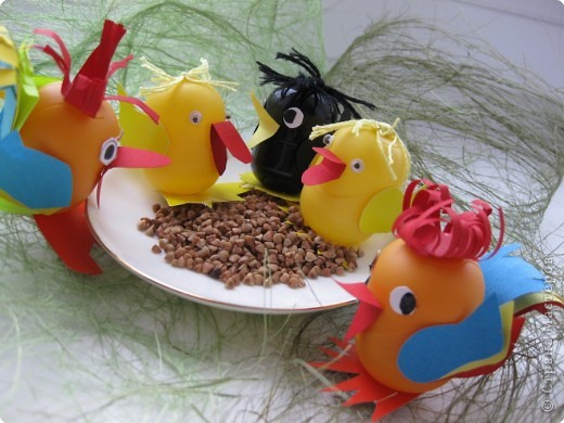 Птичий дворик фото 1