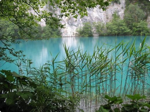 Плитвицкие озёра находятся под эгидой Юнеско. фото 2