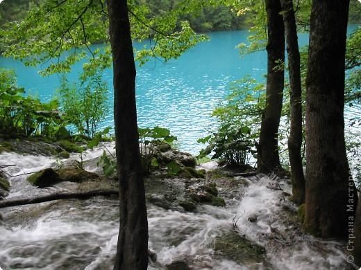 Плитвицкие озёра находятся под эгидой Юнеско. фото 3