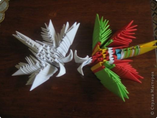 Оригами модульное: а нам не скучно!