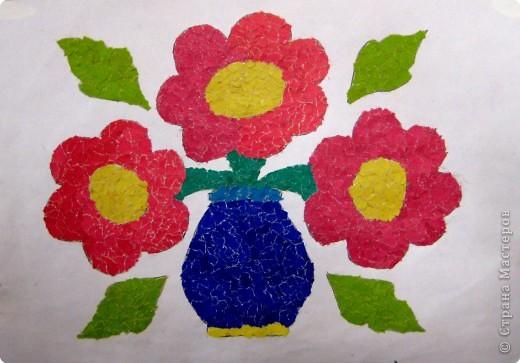 Мозаика: Цветы