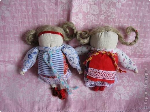 Русская кукла: толстушка-костромушка.