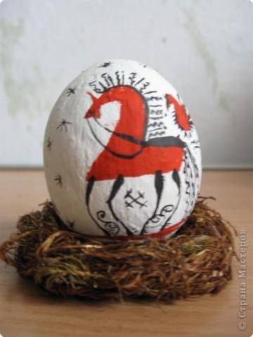 Мезенское яичко.