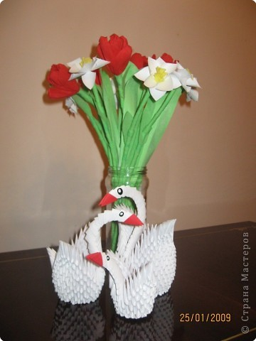 Оригами модульное: Оригами фото 2