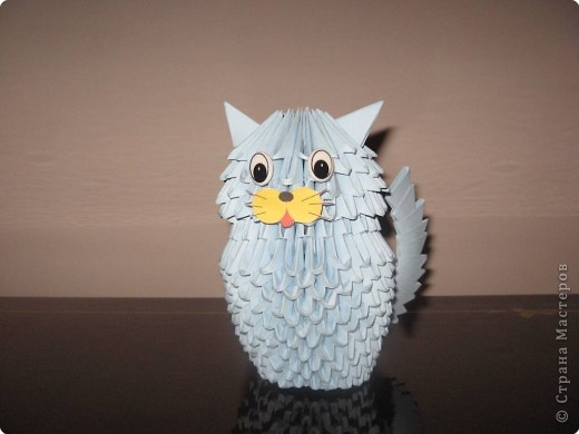 Оригами модульное: Оригами фото 4