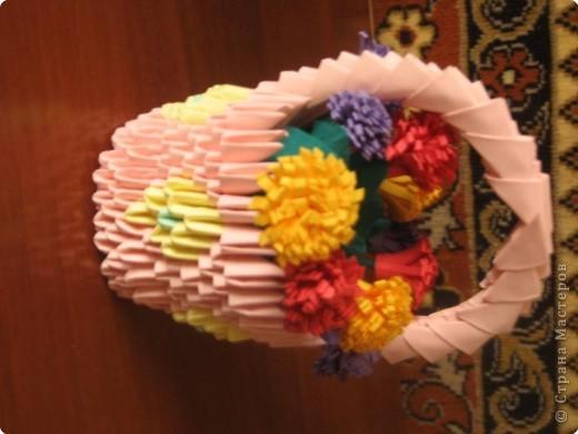Оригами модульное: Оригами фото 8