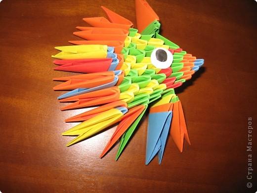 Оригами модульное:  Раннее развитие Первые шаги фото 1