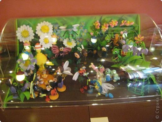 В Дарвиновском музее проходила выставка Бумагомагия, которую организовал Центр Корейского бумажного творчества, которым руководят госпожа Им Сон Ми и Ли Тамара Владимировна. Все работы, представленные на выставке - это работы мастеров Цента Корейского бумажного творчества фото 1