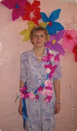 """""""Бал цветов""""- именно так назывался выпускной вечер в школе №1 города Питкяранта Республики Карелия. фото 4"""