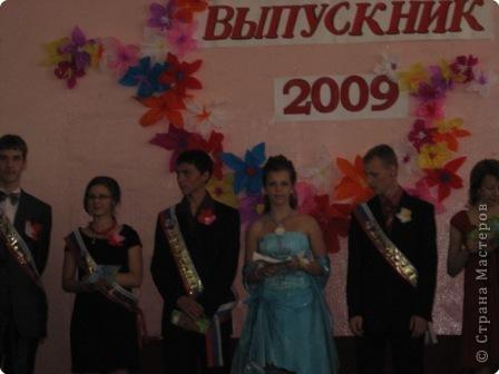 """""""Бал цветов""""- именно так назывался выпускной вечер в школе №1 города Питкяранта Республики Карелия. фото 6"""