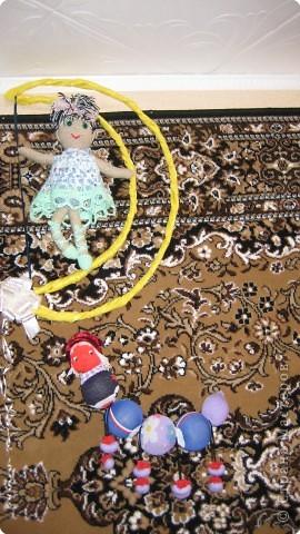 Шитьё: бабушка гусеничка фото 2