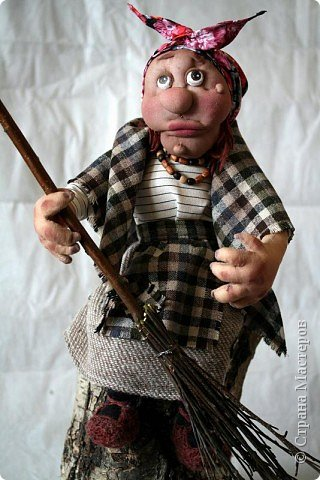 Кукла-грелка на самовар фото 3