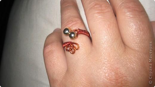 Плетение: кольцо фото 2