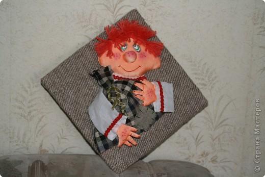 Кукла-грелка на самовар фото 10